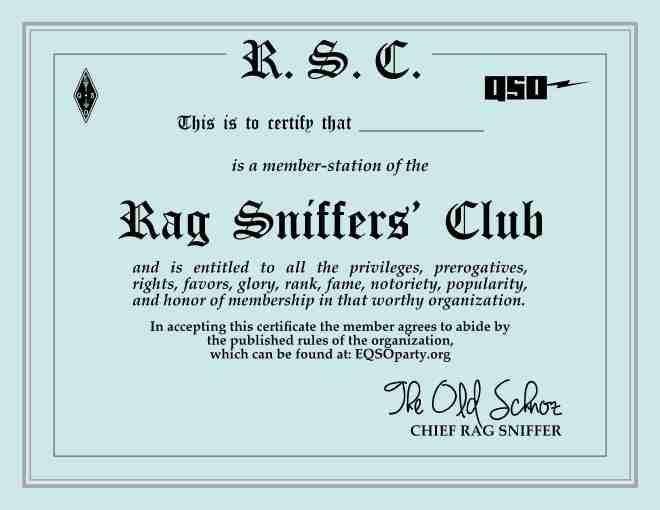 ragsniffersclubblueback